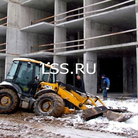 ЖК Ленинградская перспектива ход строительства декабрь 2018