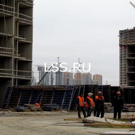 ЖК Ленинградская перспектива ход строительства