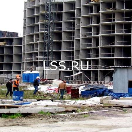 ЖК Ленинградская перспектива ход строительства 2017